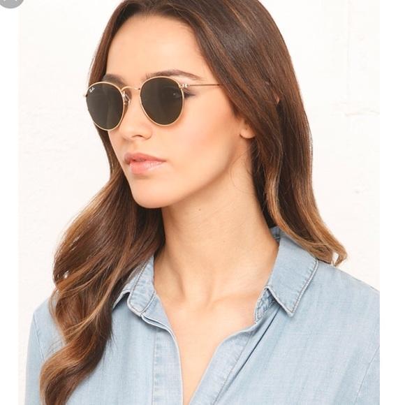 50 Ray Ban 3447 Mm Classic Round Sunglasses Rb vmNn80w
